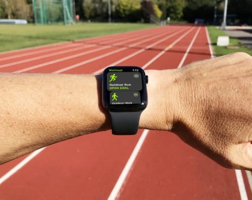 GPS workout maps prove far more accurate on Apple Watch Series 4
