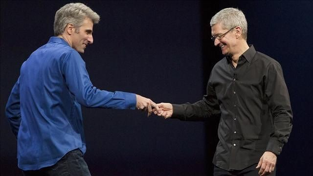Is Craig Federighi The New Face Of Apple?