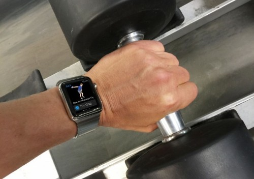 Could Apple Watch soon track weightlifting as well as cardio?