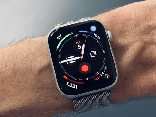 Use the 'Two-Face Mullet Strategy' with your Apple Watch
