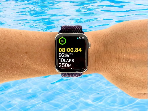 How to start swimming with Apple Watch