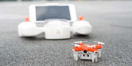 This first-person drone fits in your hand [Deals]