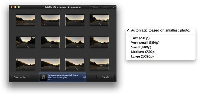 Briefly, The Fastest Way To Turn Your Photos Into A Short Video
