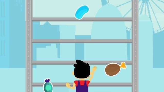 Racing game Greedy Ladder might be the cutest thing ever