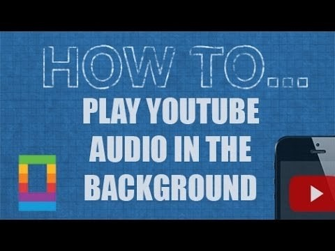 How to listen to YouTube audio outside of the app