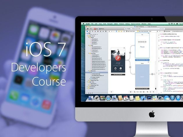Get Udemy's Complete iOS 7 Developers Course [Deals]