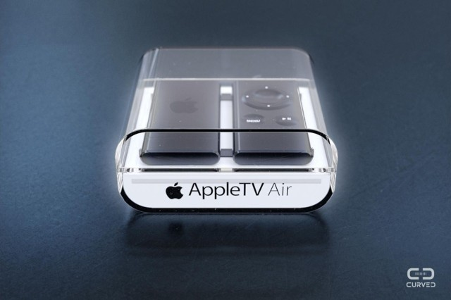 'Apple TV Air' Concept Turns Apple's Black Box Into A Dongle
