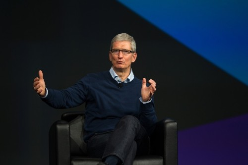 Tim Cook is conspicuously absent from list of top-paid CEOs