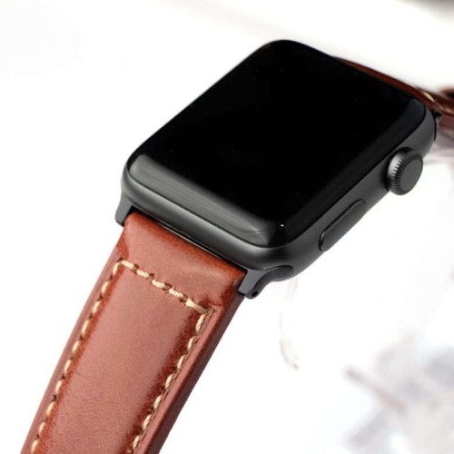 The Primus Apple Watch band debuts in bold, Italian leather [Review]