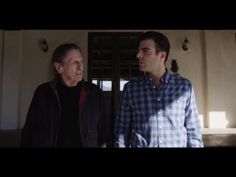 Watch Old Spock (Nimoy) Battle New Spock (Quinto) In 3D iPad Chess In Awesome Star Trek Audi Commercial [Video]