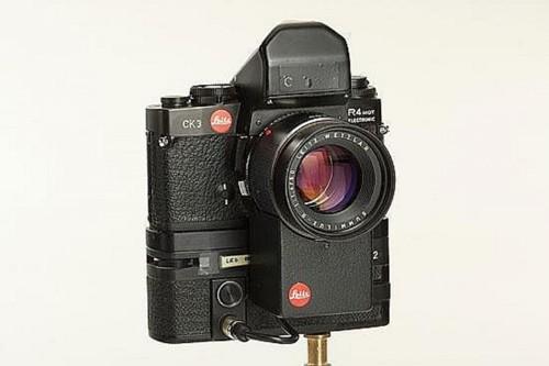 Leica invented autofocus, then abandoned it