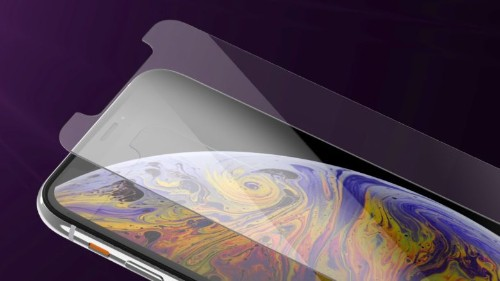Corning screen protector makes iPhone easier to use in sunlight