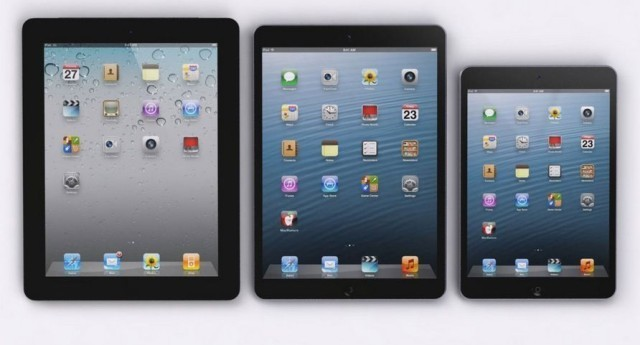 A7X-Powered Retina iPad Mini & iPad 5 To Come Before Christmas