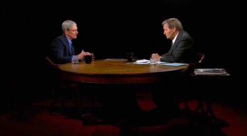 14 things we learned from Tim Cook's revealing interview with Charlie Rose