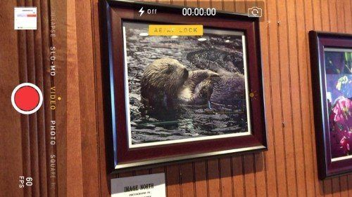 Capture blur-free iPhone vids with this tip