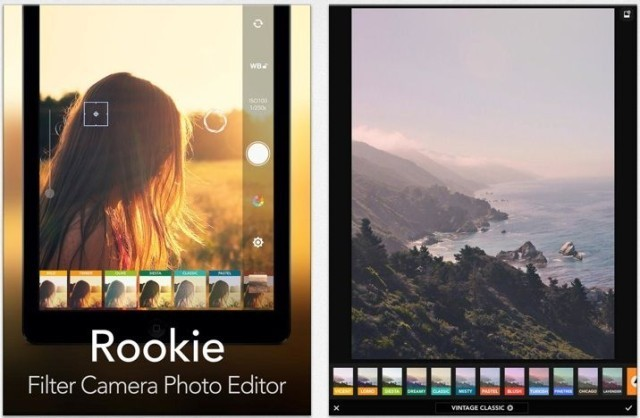 Bored With Instagram Filters? Rookie App Has A Gajillion More
