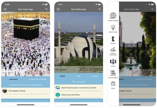 Apple won't remove app criticized for being tool for radicalization