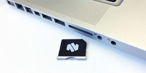 Seamlessly add up to 256GB to your MacBook [Deals]