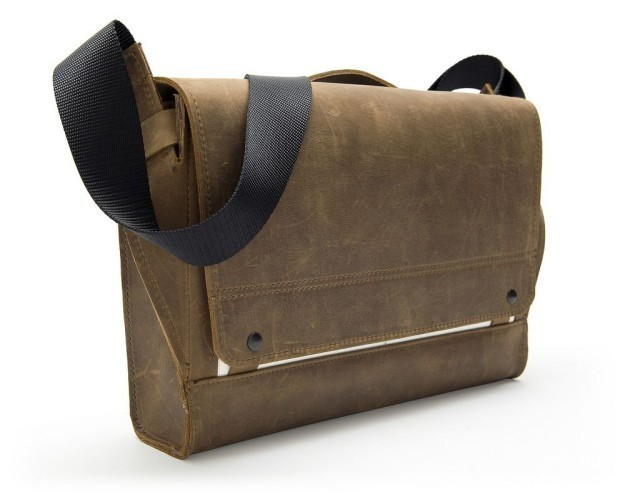 Rough Rider Bag Matches Your Chaps 'n' Caps