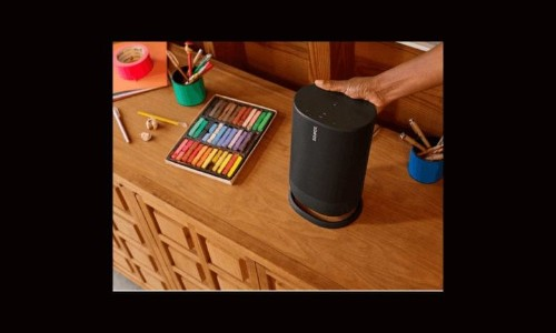 Leak shows off Sonos' first portable Bluetooth speaker