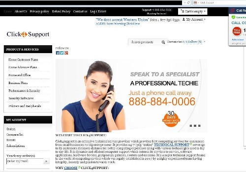 The Federal Trade Commission is sending $1.7 million in refund to victims of a nationwide tech support scam.