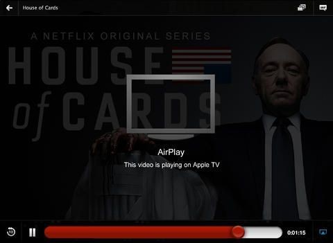Netflix mysteriously drops support for AirPlay [Updated]