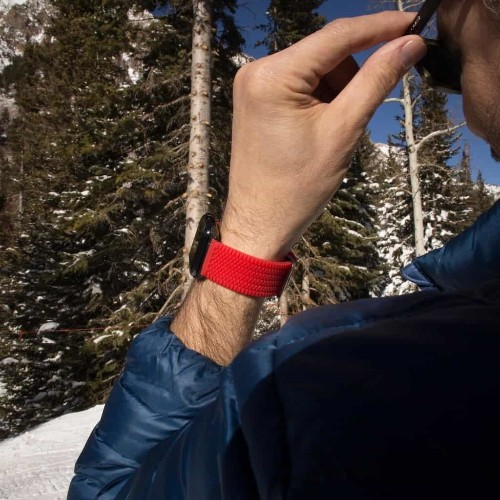 These silicone Apple Watch bands are perfect for adventure-seekers [Watch Store]