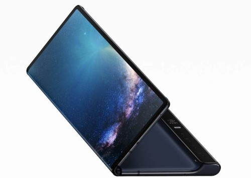 Huawei's first foldable phone goes on sale next month for $2,400