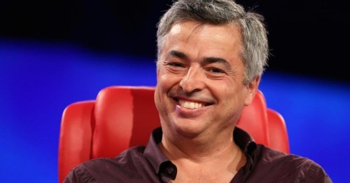 Eddy Cue puts himself (and lunch at Apple Park) up for auction