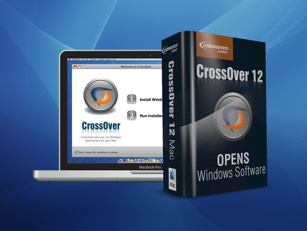 Last Chance! CrossOver 13: Seamlessly Run Windows Applications And PC Games On Your Mac [Deals]