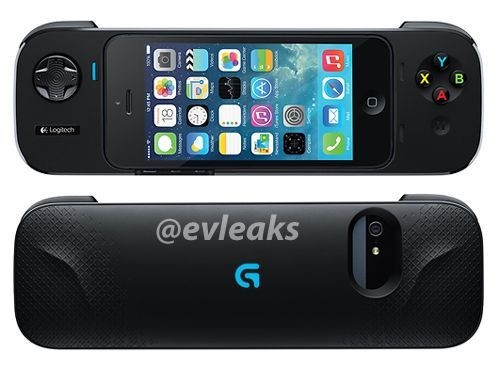 Logitech's Upcoming Gamepad For The iPhone Looks Pretty Nice