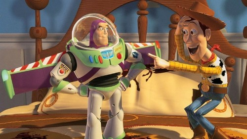 Want to make your own Toy Story?