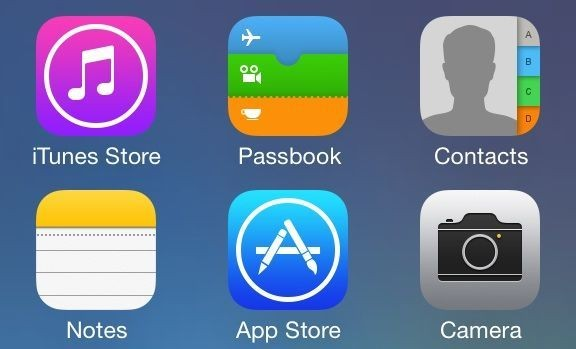 Jony Ive Is So Obsessive He Gave iOS 7 Icons The Same Rounded Corners As The iMac