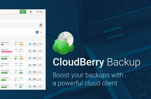 Boost your backups with a powerful cloud client