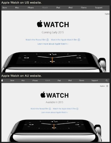 If you want an Apple Watch, you'll probably be trekking to an Apple Store