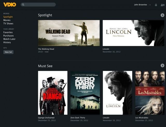 Rdio Beats Spotify To Video Streaming, Launches Vdio