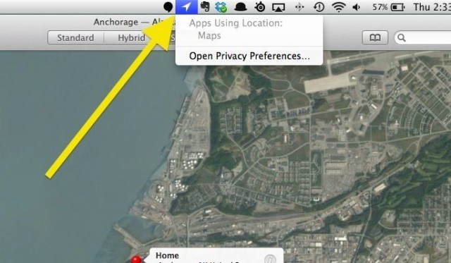 How To Enable And Disable Location Services For Specific Mac Apps [OS X Tips]