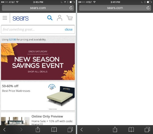 iOS 9 ad blockers could ruin your online shopping experience