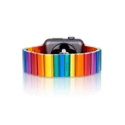 Celebrate diversity with Juuk's limited-release Apple Watch band [Pride Month]