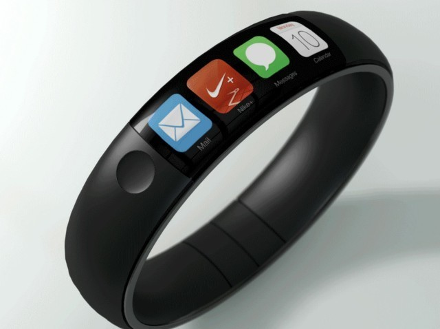 Sweat sensor could make iWatch most personal device ever