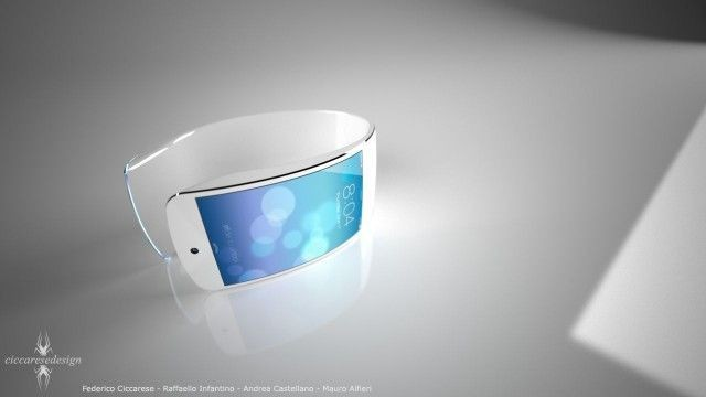 Apple To Make iWatch In Larger Size For Men, Smaller For Women [Rumor]