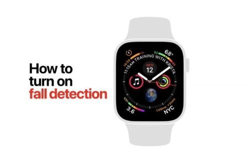 New Apple Watch videos highlight fall detection and heart notifications