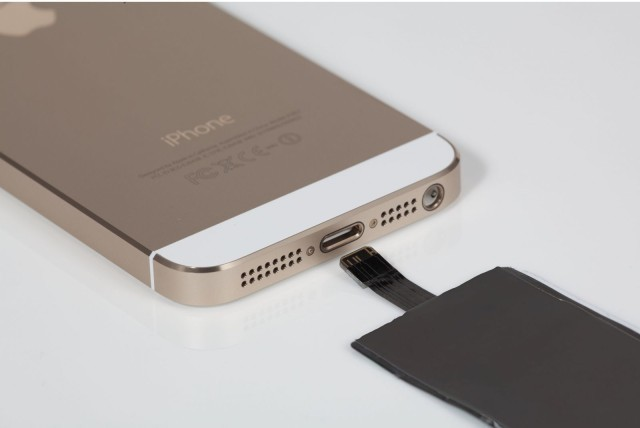 Wireless iPhone Charger Slim Enough To Fit Inside Your Case