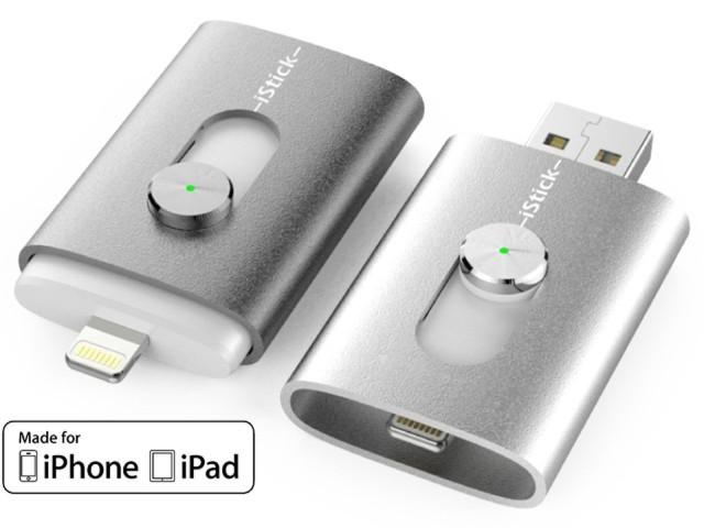 Kickstart HYPER's new iStick – a USB stick with a Lightning connector