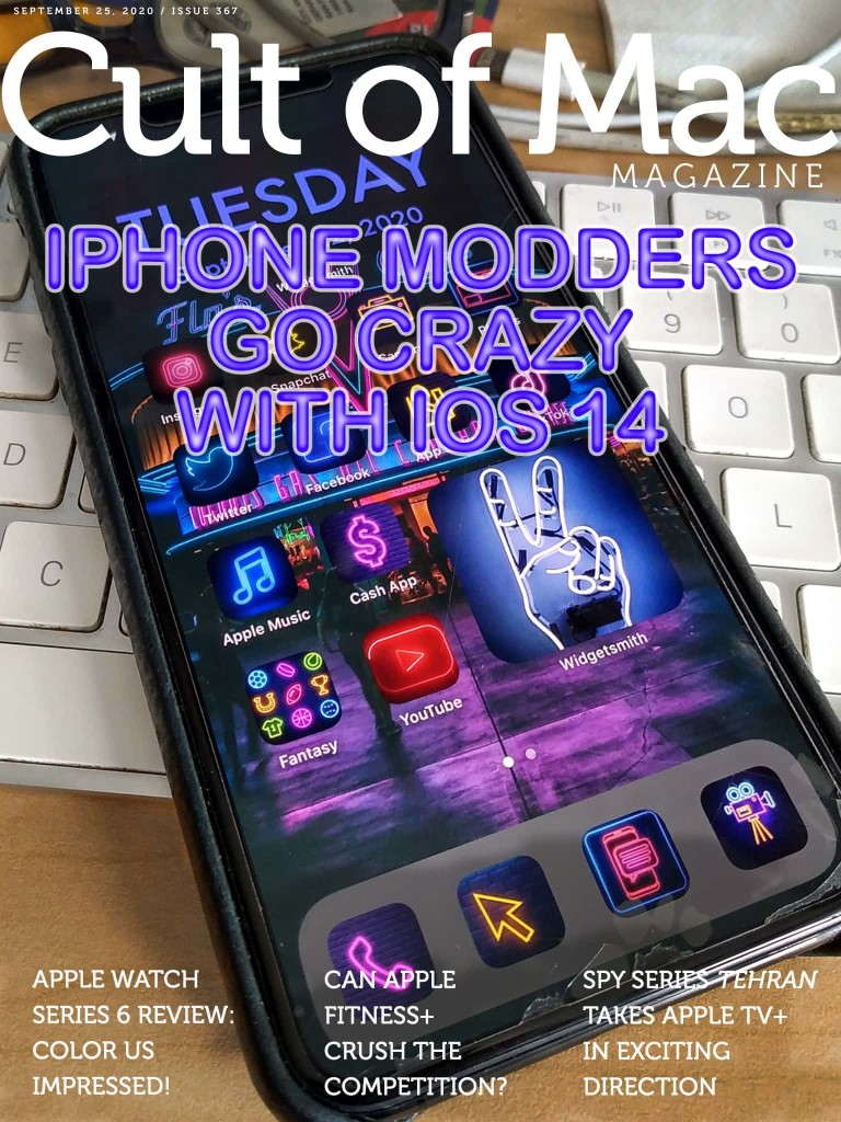 iPhone Home screens gone wild! [Cult of Mac Magazine 368] | Cult of Mac