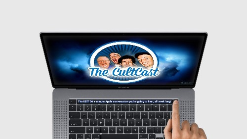 Why everyone's upset about AirPods Pro, and Tim Cook's favorite shower tech, this week on The CultCast