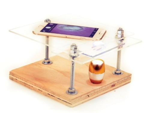 Turn your iPhone into a microscope for $10
