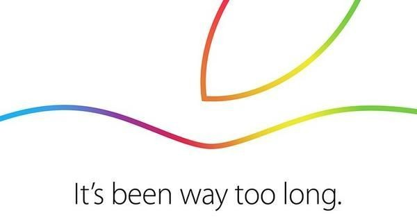 It's been way too long: Apple sends invites to October 16th event