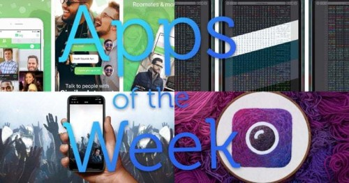 The best travel, friend-making, and hex editor (?!) apps this week