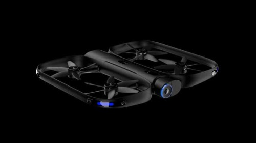 You can now fly Skydio's R1 drone with your Apple Watch
